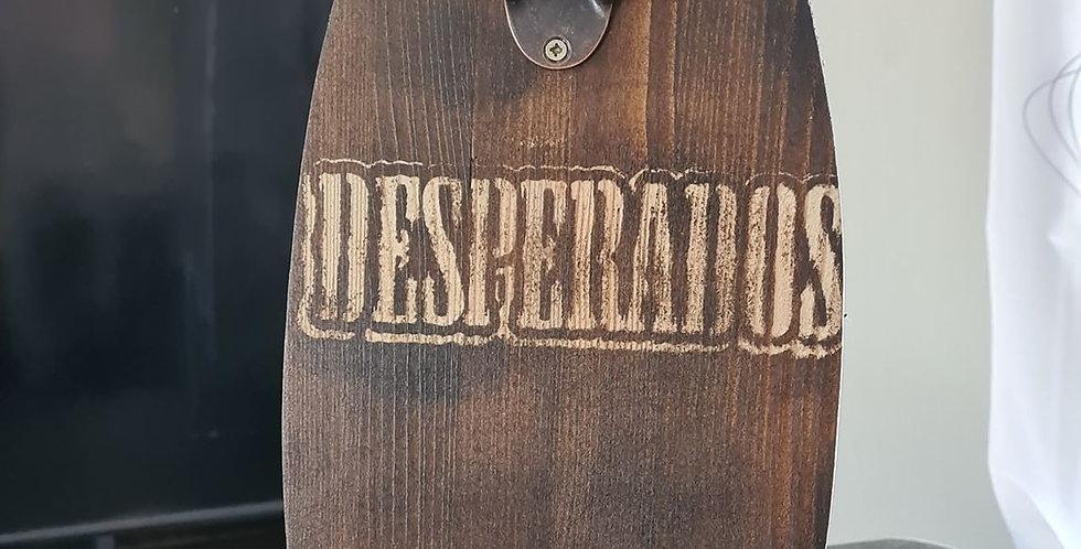 Decapsuleur gravé Desperados