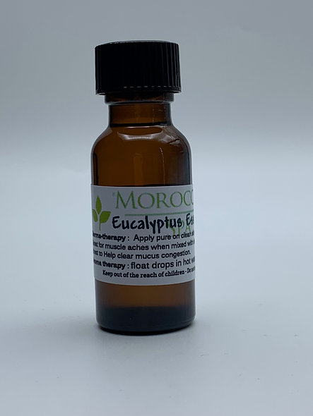 Eucalyptus Essential Oil - 0.5oz