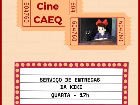CineCAEQ: Serviço de Entregas da Kiki
