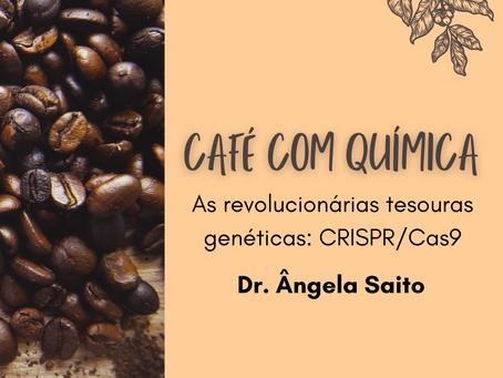 Café com Química - Novembro - As revolucionárias tesouras genéticas