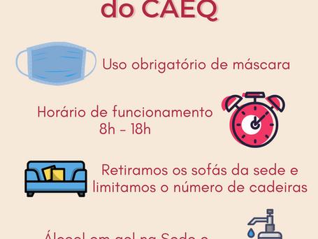 Plano de Retorno do CAEQ