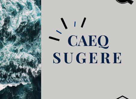 [16/10] CAEQ Sugere