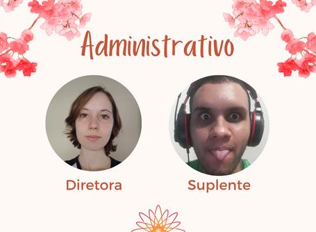 [Chapa Primavera] Apresentação do Administrativo
