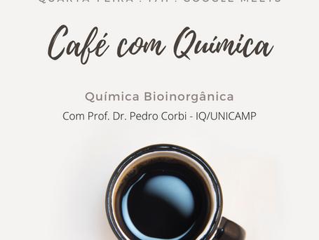 Café com Química - Setembro: Química Bioinorgânica