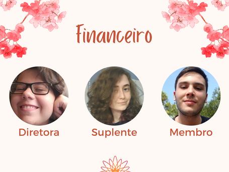 [Chapa Primavera] Apresentação do Financeiro