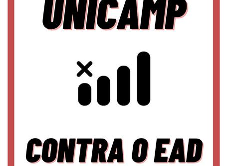 Frente Unicamp Contra o EaD