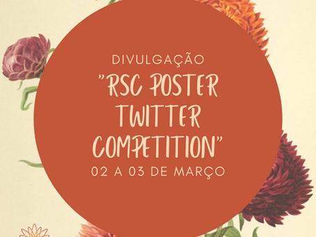 Divulgação - RSC Poster Twitter Competition