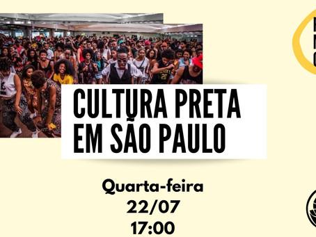 Roda Marie Curie: Cultura Preta em São Paulo