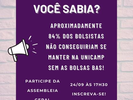 Assembleia Geral - Bolsas SAE #3