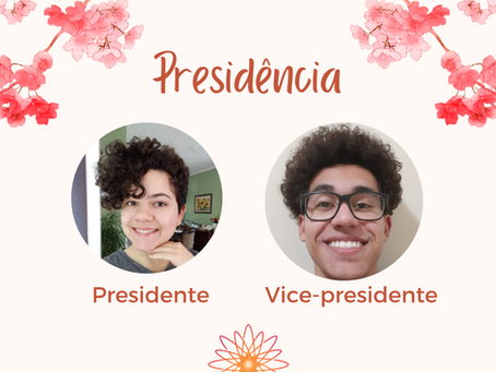 [Chapa Primavera] Apresentação da Presidência