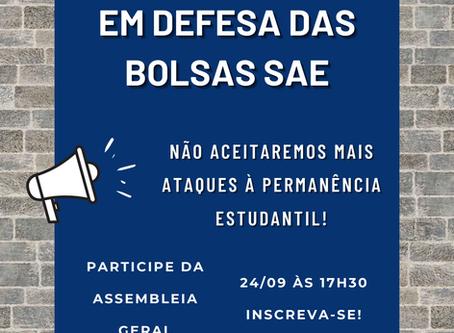 Assembleia Geral - Bolsas SAE #2