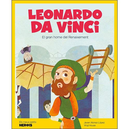 Libro ¨Leonardo Da Vinci¨