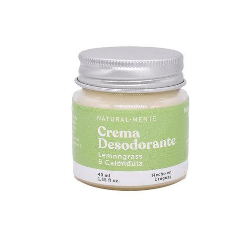 Desodorante Crema