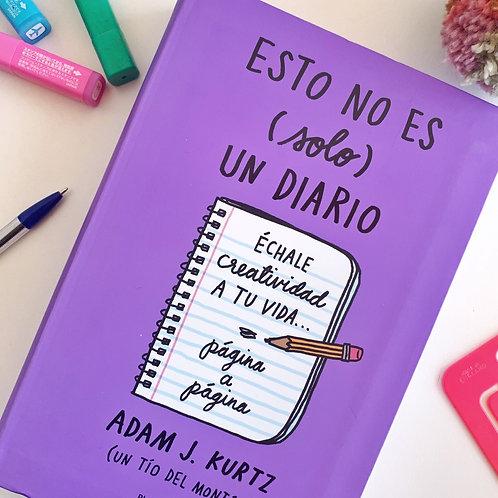Libro ¨Esto no es (solo) un diario¨