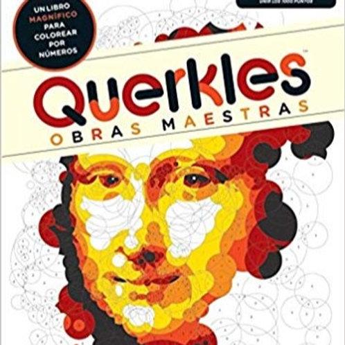 Libro Querkles Obras Maestras