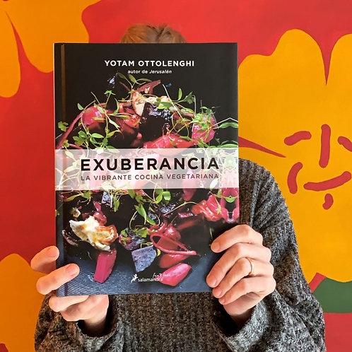 Libro Exuberancia (La Vibrante Cocina Vegetariana)