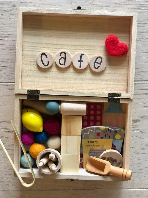Spanish Café Box