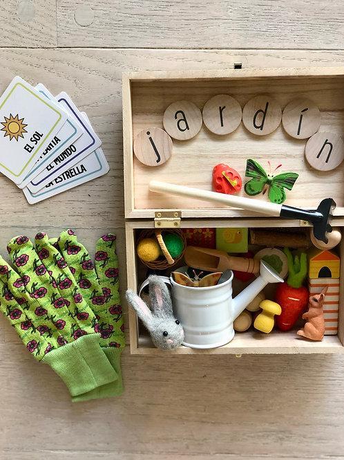Spanish Garden Box
