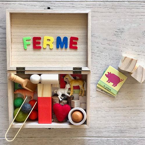 French Farm Box
