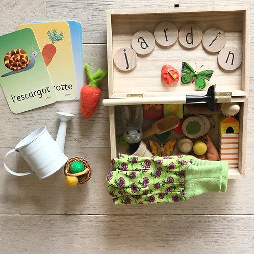 French Garden Box