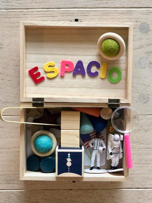 Spanish Space Box
