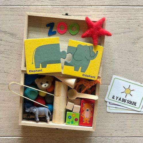 French Zoo Box