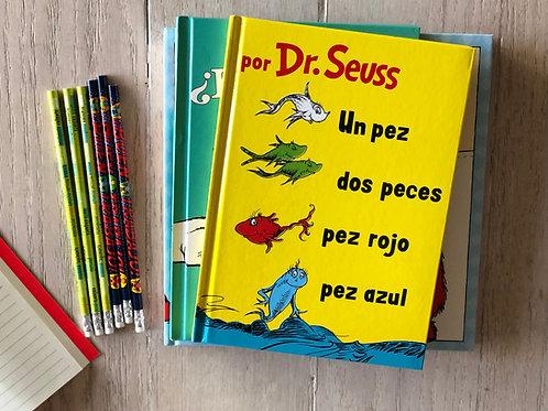 Spanish for los pequeños - 1