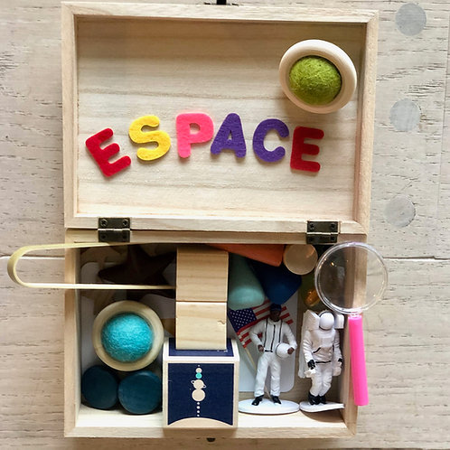 French Space Box