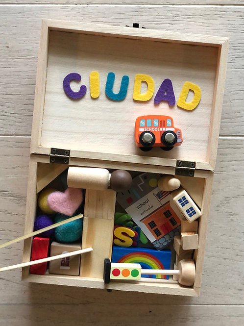 Spanish City Box