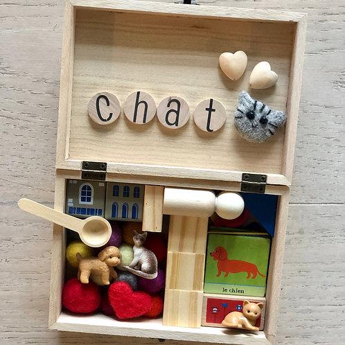 French Pet Box