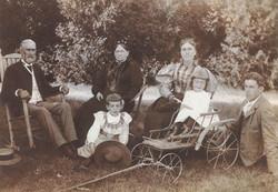 Thomas Beveridge family