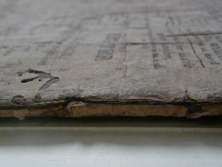 Genealogy meets hand bookbinding