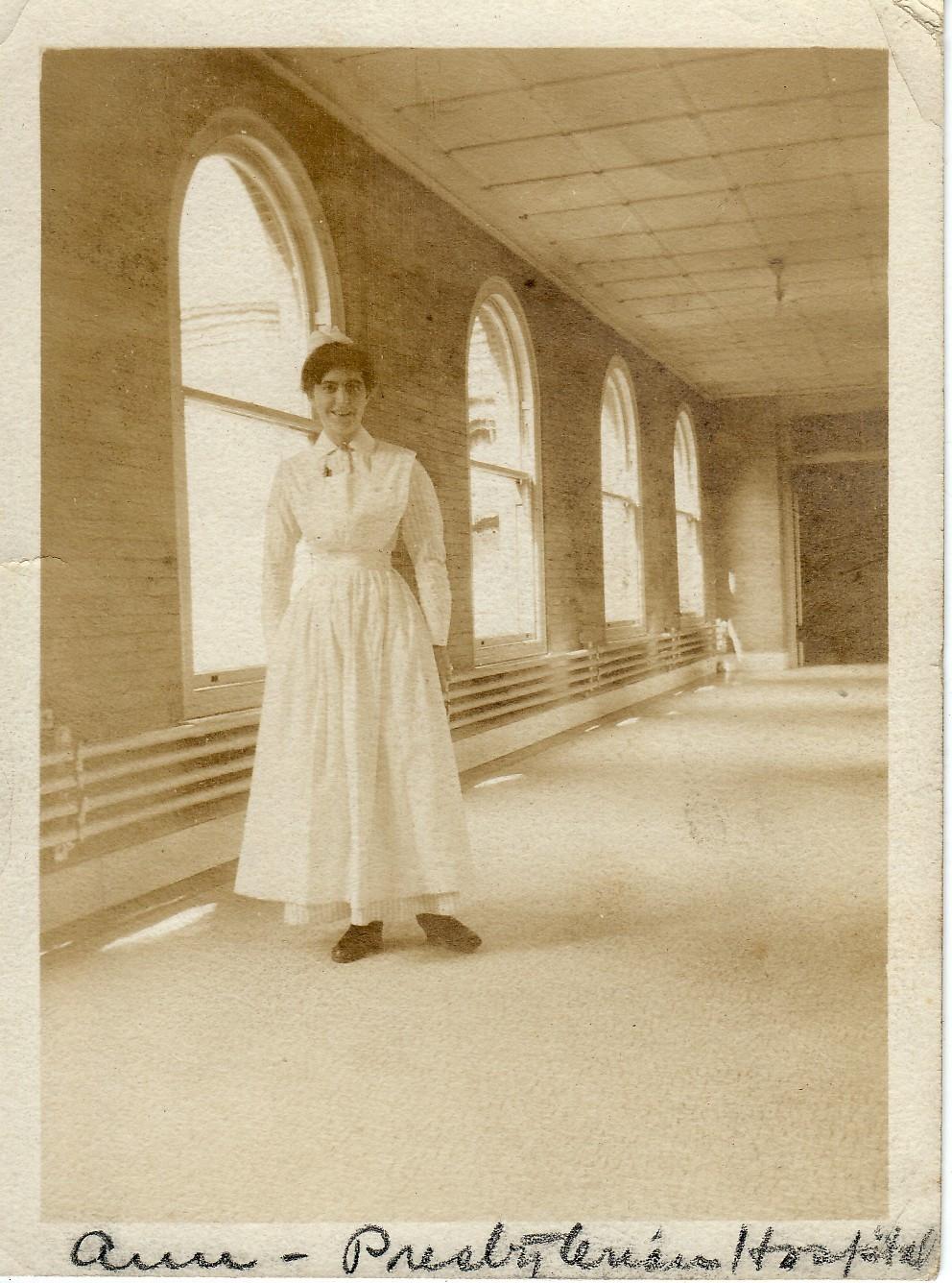 Anna Fredericka Bauer