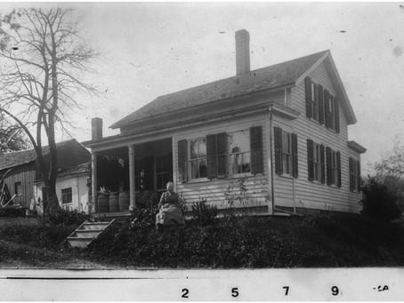 Watson Homestead, Conway, Massachusetts