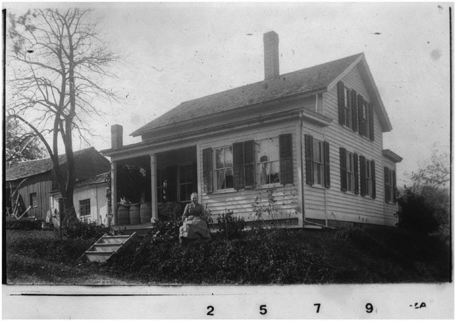 Watson house, Conway, Massachusetts