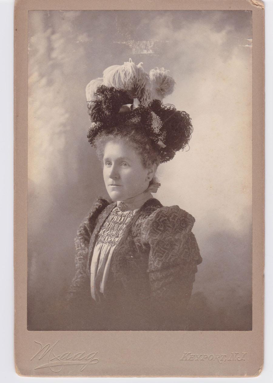 Annie Fredericka Keim