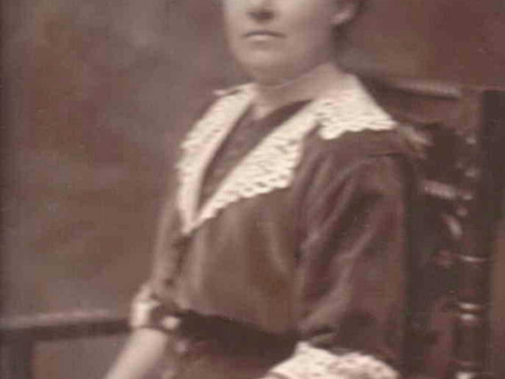 An Ancestor I'd Like to Meet: Sallie Graham