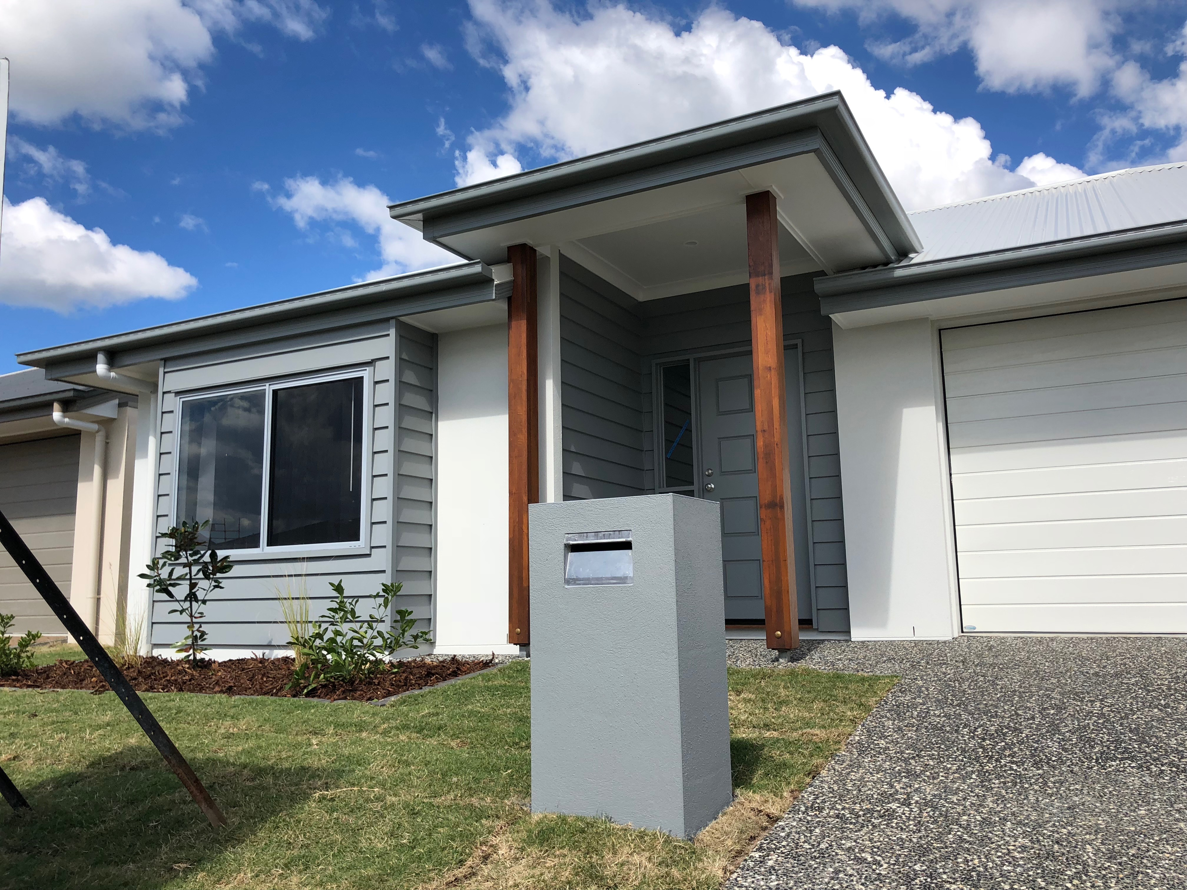 Exterior Painting at Burpengary
