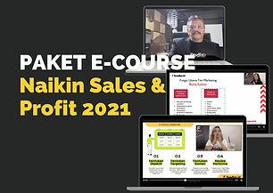Paket E-Course Naikin Sales & Profit 202