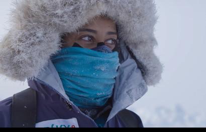 Expedition Member Anisa Al Raissi