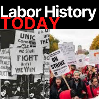 Labor History Today