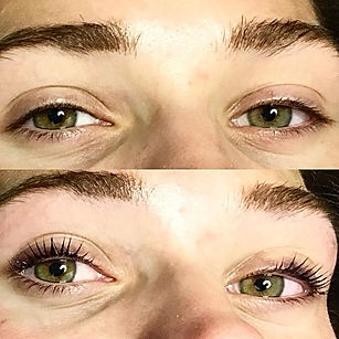 Lash lift! 🙌🏽 Zero downtime or mainten