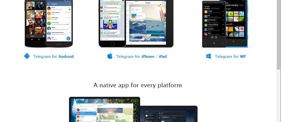 最新Telegram使用教程和高阶玩法(20190629更新添加附近的人功能)