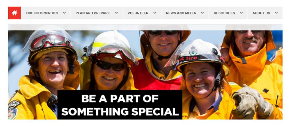 对抗山火,人人有责!如何成为澳大利亚志愿消防员