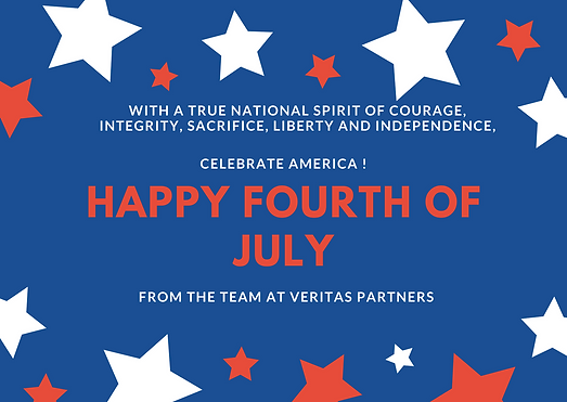 Veritas Partners Independence Day Social