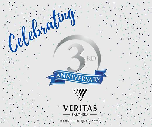 Celebrating 3rd anniversary - PNG versio