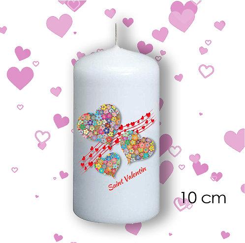 Bougie de Saint Valentin  - 111