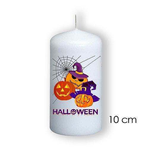 Bougie d' Halloween  - 909