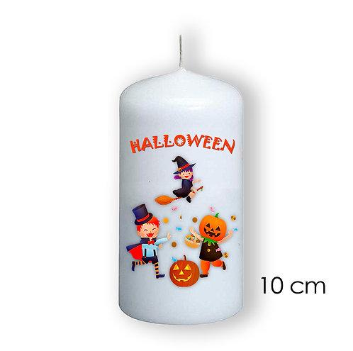 Bougie d' Halloween  - 505