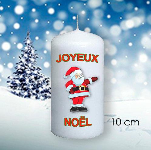 Bougie de Noël  - 101